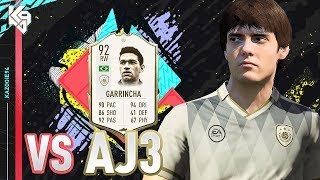 Kaka's Road To Glory vs AJ3 | (Garrincha) FIFA 20 Ultimate Team