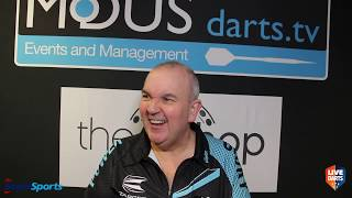 Phil Taylor on Peter Wright's glory, MVG's move, BDO crisis and an end to comeback speculation