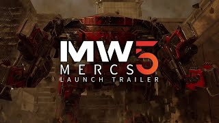 MechWarrior 5: Mercenaries video