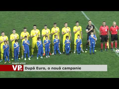 După Euro, o nouă campanie