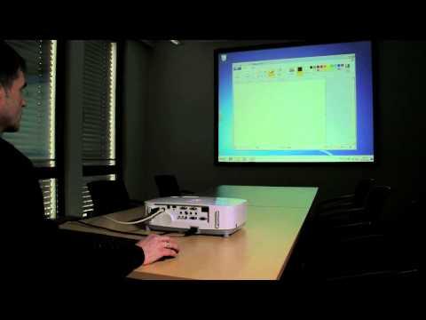 NEC Bildübertragung via LAN