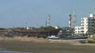 Mandvi Port in Gujarat