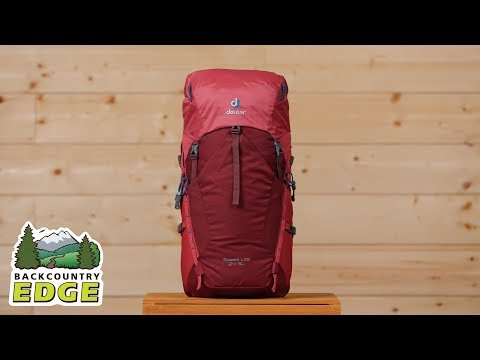 Видео о Рюкзак Deuter Trail 24 SL цвет 2326 leaf-navy 3440219 2326