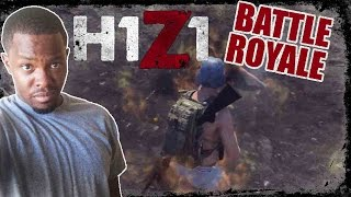 Battle Royale H1Z1 Gameplay - THE SUPER EFFECT!  | H1Z1 BR Gameplay