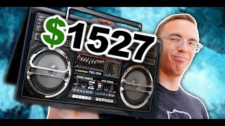 We Wasted $1527 on Mystery Tech...