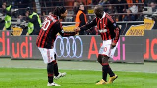 Clarence Seedorf ● The Boss Of Midfield ● Rare Footage || HD||