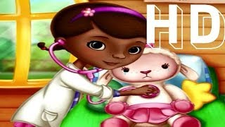 Doc McStuffins Lamb Healing Game for Little Children