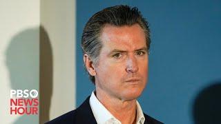WATCH LIVE: California Governor Gavin Newsom gives coronavirus update -- December 23, 2020