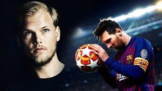 Lionel Messi   Heaven (Avicii Tribute) | Skills & Goals | 2019 HD