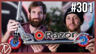 Custom Razor Scooter!! (#301) │ The Vault Pro Scooters