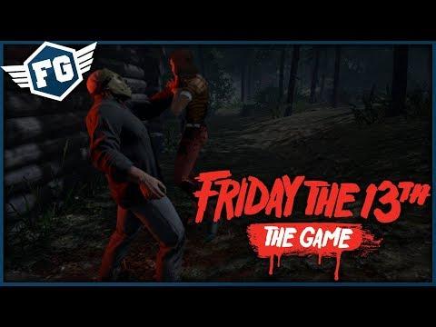 ZASE JE TEN DEN?! - Friday the 13th: The Game