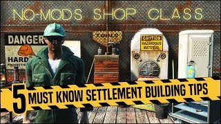 Top 10 best settlement locations in fallout 4 to build onat no top 5 must know settlement building tips fallout 4 no mods shop class fandeluxe Images