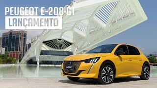 Peugeot e 208 GT - Lançamento