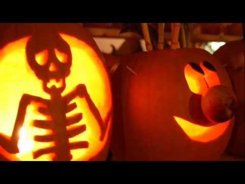 Ideas para decorar las calabazas en Halloween