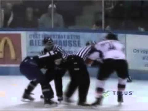Nicolas Deslauriers vs. Antoine Houde-Caron