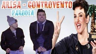 Arisa - CONTROVENTO (Parodia) - Sanremo 2014 - hmatt