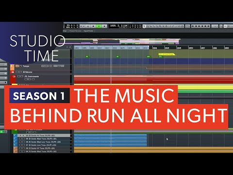 The music behind Run All Night