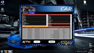 Creation microSD for KESS 5.017 and KTAG 7.020