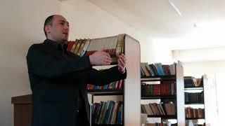 Встреча и обсуждение с политологом Эмилем Ордуханяном