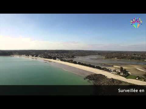 La plage du Cap-coz