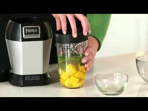 Video Energy Drink Recipe by Nutri Ninja® | Coconut Mango Energy-ade