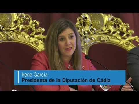 García apela al compromiso de la juventud en la lucha por la igualdad