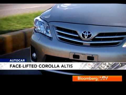 The Autocar India Show: Toyota Corolla Altis