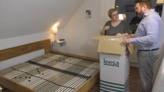 Leesa Matratze im Test - Unboxing und Aufbau