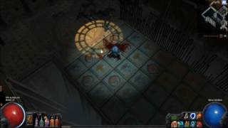 Labyrinth Pressure Switch Floor Puzzle, Path Of Exile The Lord's Labyrinth