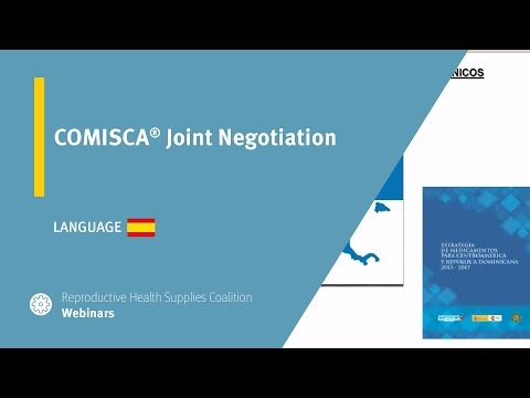 COMISCA® Joint Negotiation