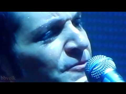 Placebo - Lady of the Flowers (close up), St. Petersburg, 2016-10-24