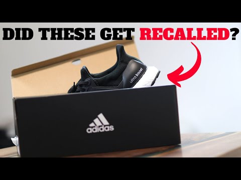 DID THESE SNEAKERS GET RECALLED??