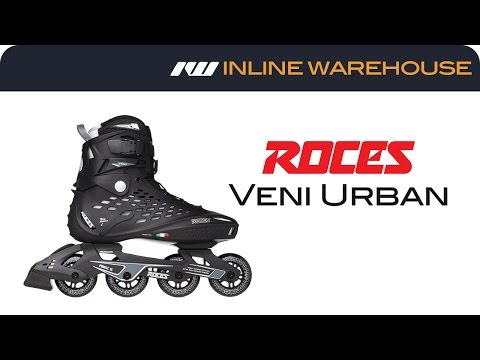 2016 Roces Veni Urban Inline Skates Review