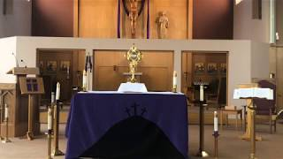 Apr. 4, 2020 - Adoration and Rosary (video)