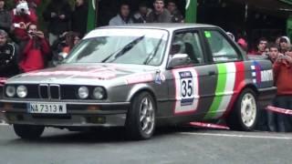 preview picture of video 'Udanako Igoera - Subida a Udana - Rally - 2010 - 2 parte'