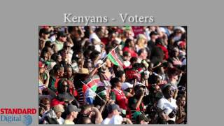 Key players that are likely to shape the Kenyan 2017 general elections