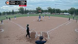 2019 Mens Canadian Fast Pitch Championship - Gold Medal Game