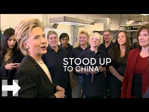 Hillary Clinton Commercial (2016) (Television Commercial)