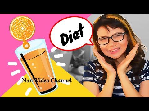 Resep untuk menurunkan berat badan di diabetes