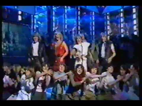 Bucks Fizz Piece Of The Action on totp
