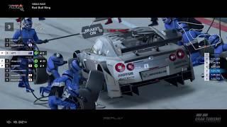 Gran Turismo™SPORT - Red Bull Ring Nissan GTR Gr2 (online race) v6