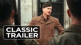 Inglourious Basterds (2009) Official Trailer #1 - Brad Pitt Movie HD