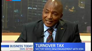 Turnover Tax: KRA to sensitize traders