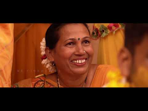 Cinematic Haldi Ceremony