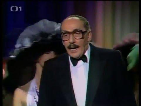 Miloš Kopecký - Klementajn (Televarieté, 1983)