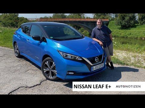 Nissan Leaf e+ (62 kWh): Schon ein Elektroauto-Klassiker? Review / Test / Fahrbericht