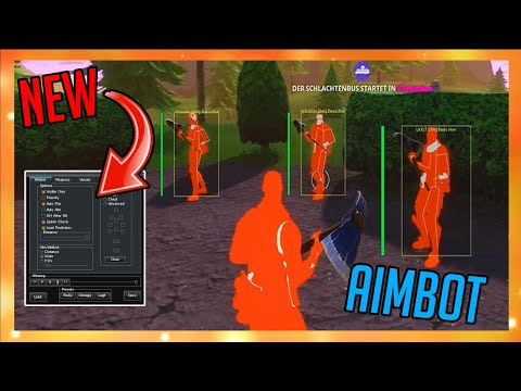 how to get fortnite aimbot 2019