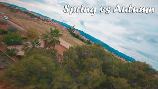 Spring vs Autumn /FPV Cinematic