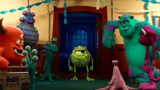 Teaser - Monsters University