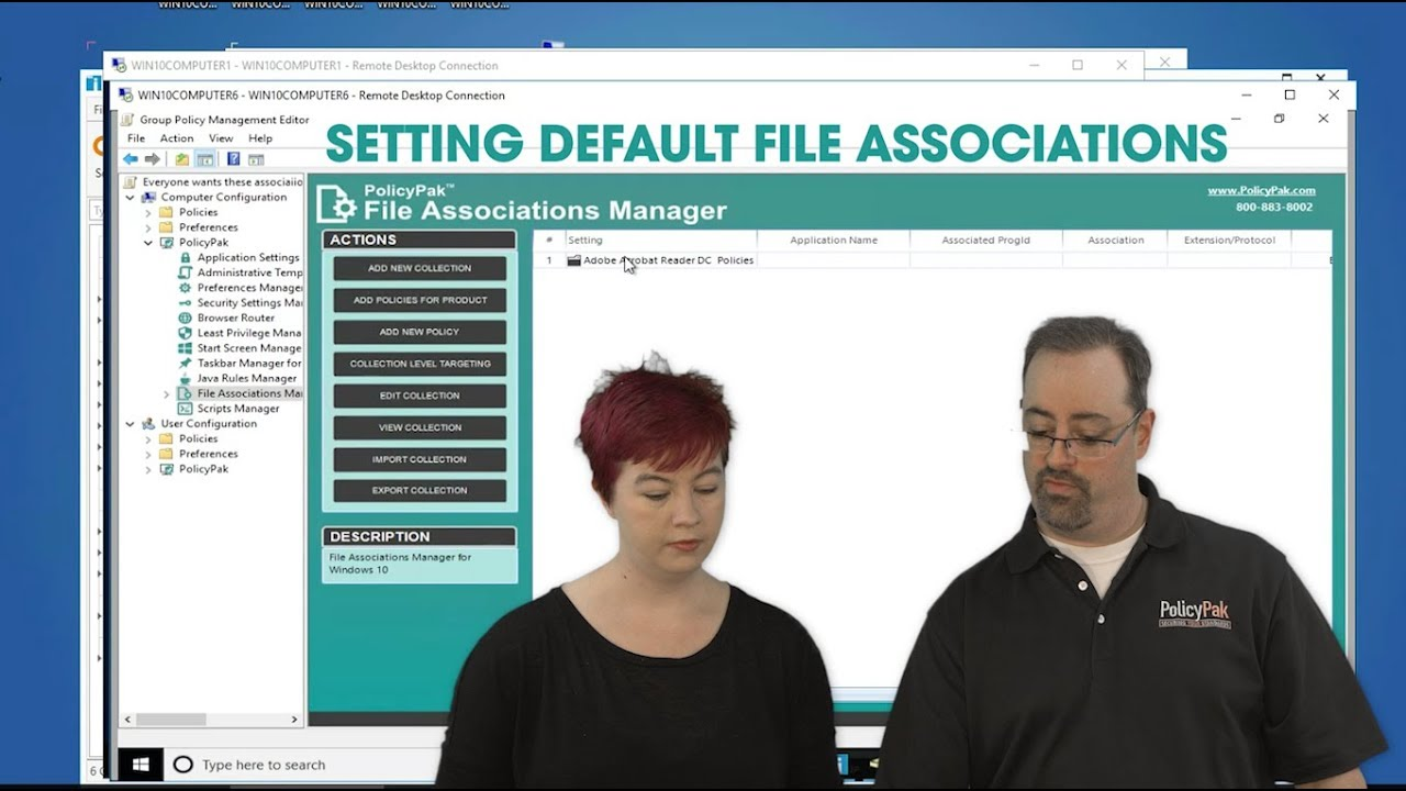Default File Associations with PolicyPak and PDQ Deploy